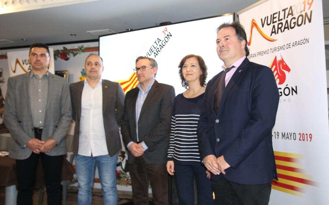NERVIOSA E INTENSA VUELTA ARAGON 2019