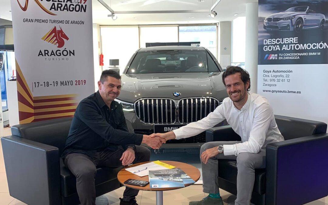 BMW GOYA AUTOMOCIÓN, COCHE OFICIAL DE LA VUELTA