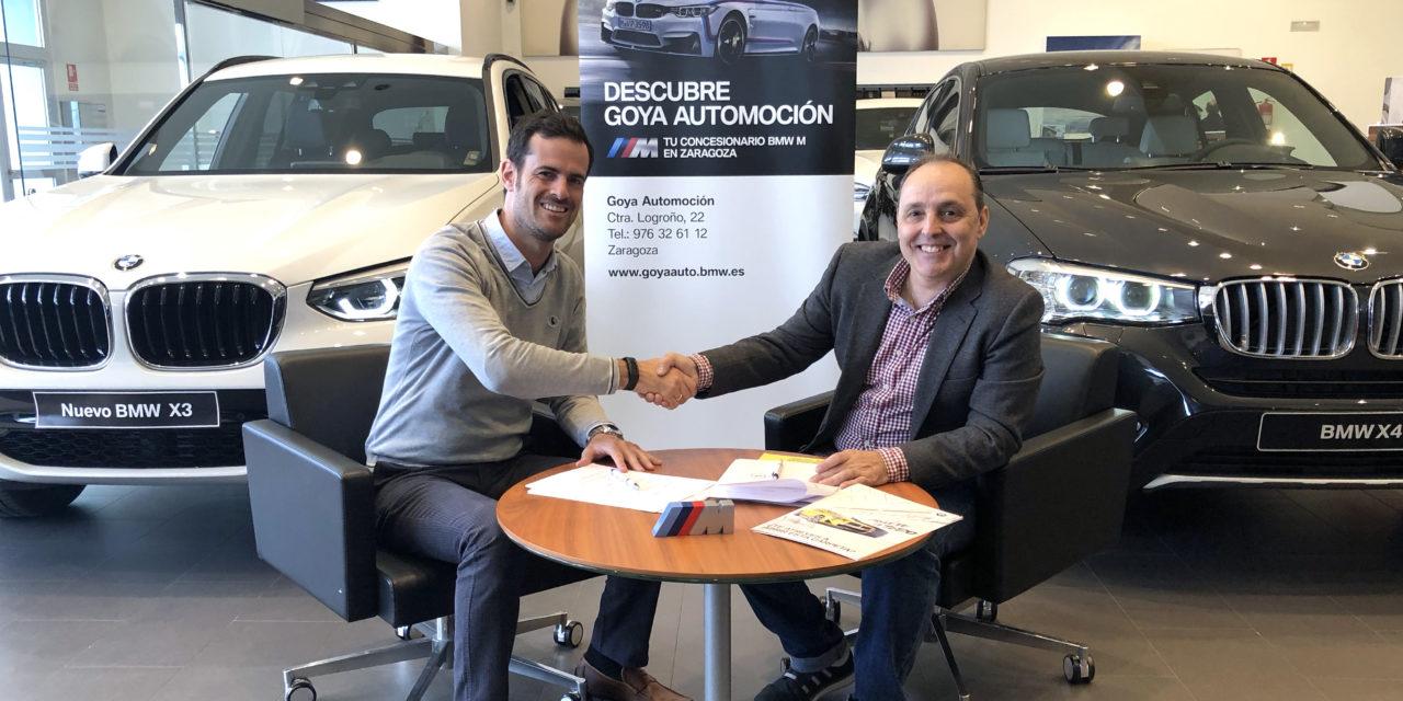 BMW se convierte en coche oficial de la Vuelta Aragón 2018