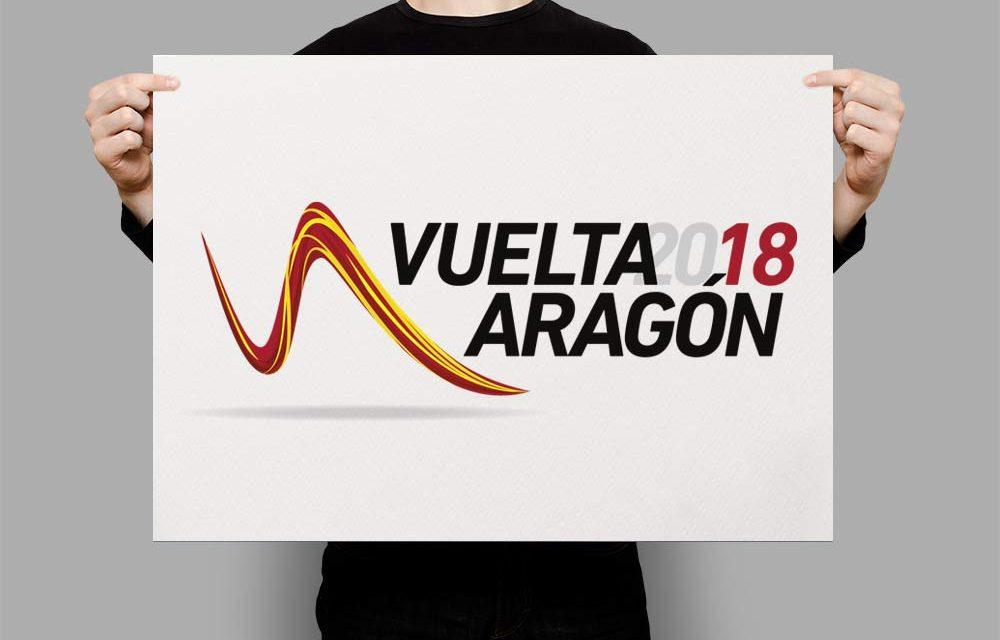 Vuelta Aragón 2018 estrena Lopotipo