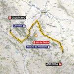 ETAPA 1: VIERNES 17 DE MAYO. ANDORRA – CALATAYUD (186,2 km)