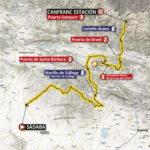ETAPA 2: SÁBADO 18 DE MAYO. SÁDABA – CANFRANC ESTACIÓN (186,2 km)