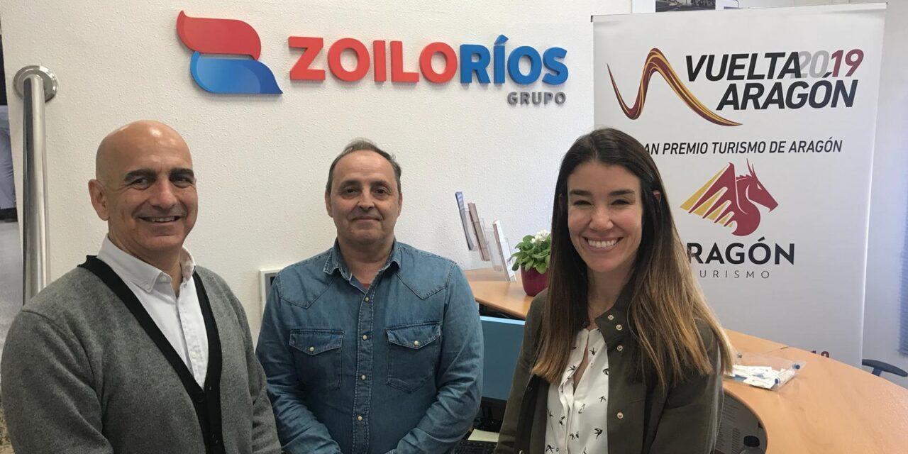 GRUPO ZOILO RIOS, EL COMBUSTIBLE DE VUELTA ARAGON