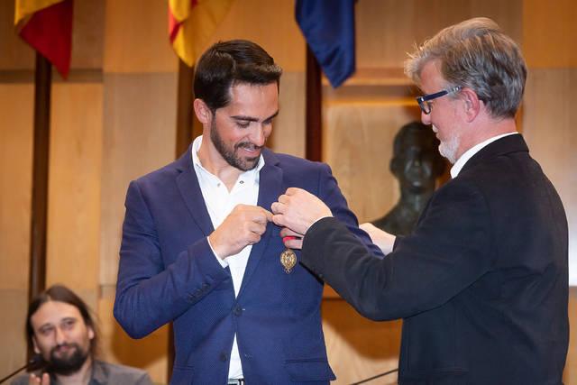 Contador recuerda con cariño la Vuelta a Aragón