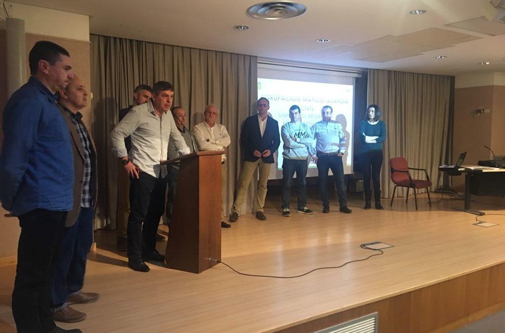 """Exitosa jornada """"Punto de Encuentro"""" de la Vuelta Aragón"""